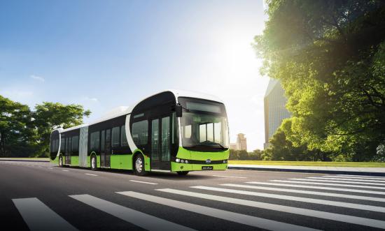 比亚迪接连斩获北欧最大公交运营商订单 累计达138台