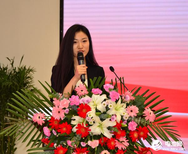 山东氢能汽车运营公司总经理刘玲