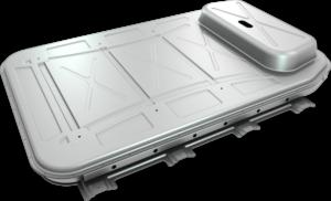 诺贝丽斯研发电动车铝板电池外壳 适用于各类电池