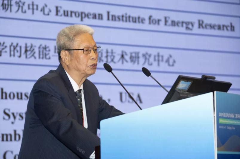 衣宝廉:纯电动车安全不解决 未来将输给氢燃料电池车