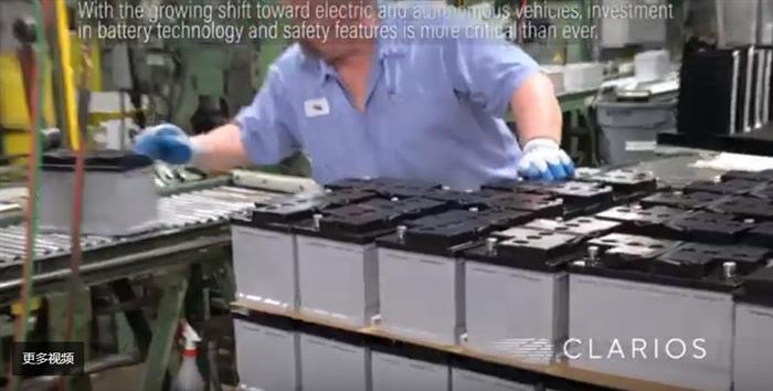 原江森自控能源动力为何押宝铅酸电池?