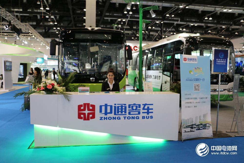 1-4月新能源客车销售3.8万台 同比增长208%