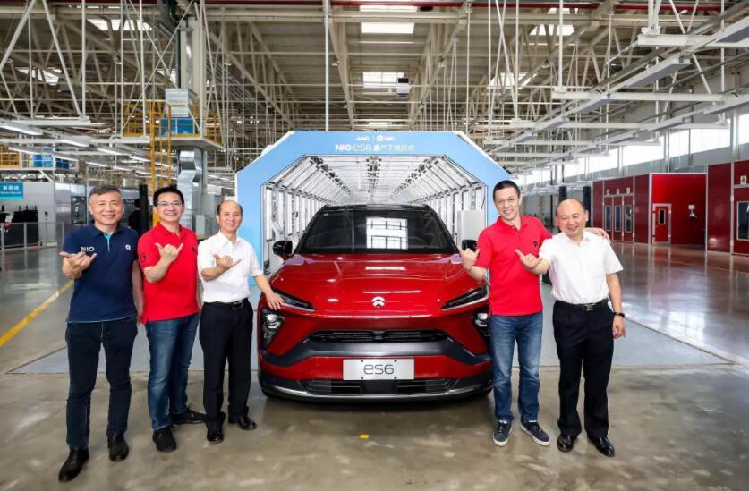 数百家初创企业涌入 中国拟采取措施阻止电动汽车行业崩盘