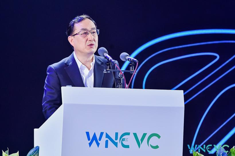 科学技术部副部长、党组成员,中国科协副主席王曦