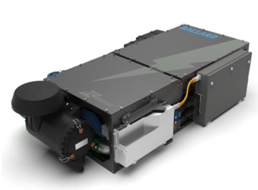 巴拉德推出高性能燃料电池模块FCmove-HD 生命周期成本降低35%