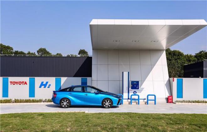 丰田在中国推进FCV第二步战略 将向一汽提供技术