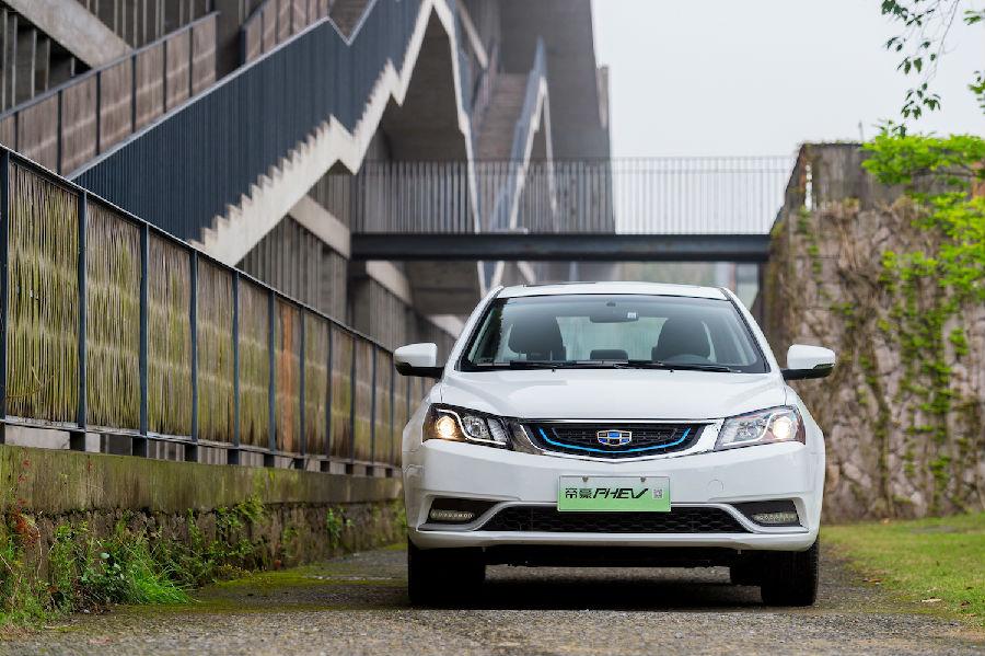 吉利汽车6月销售新能源车15985辆 全年销量目标下调至136万辆