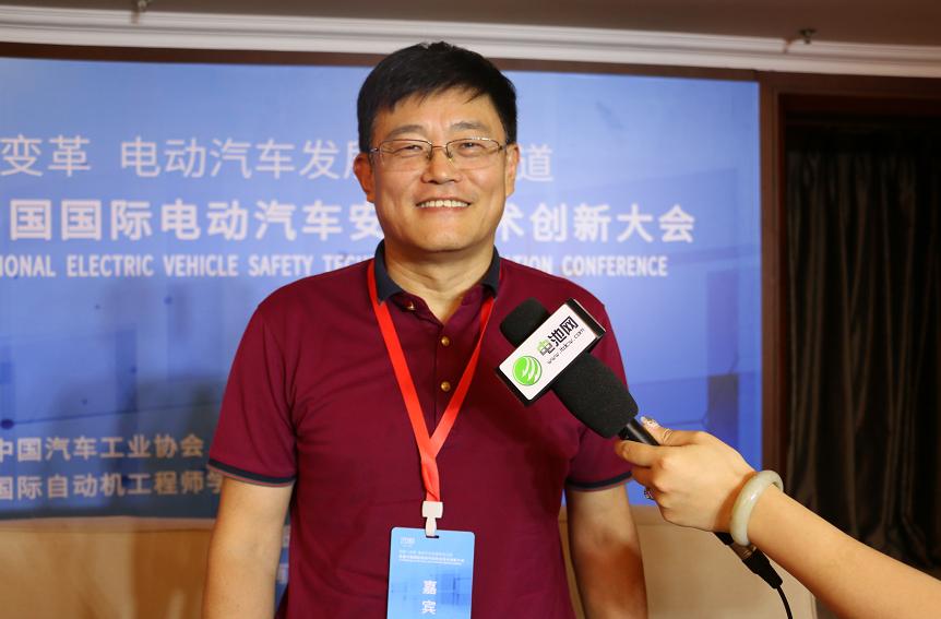 中国动力电池创新联盟副秘书长王子冬