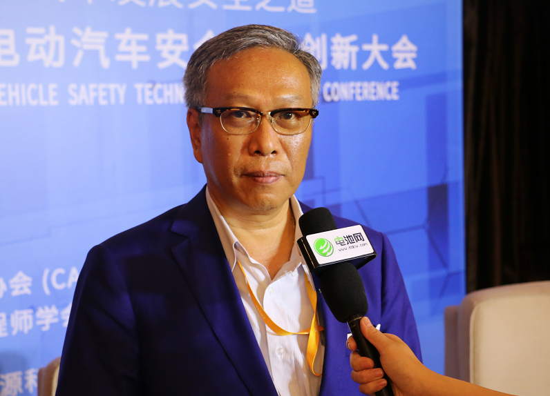 蜂巢能源科技有限公司副总经理饶忠儒