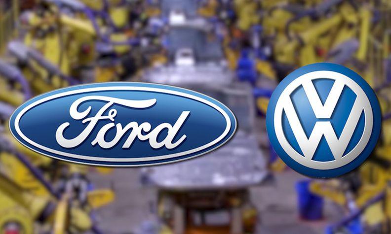 大众福特宣布结盟 全球自动驾驶版图将改写