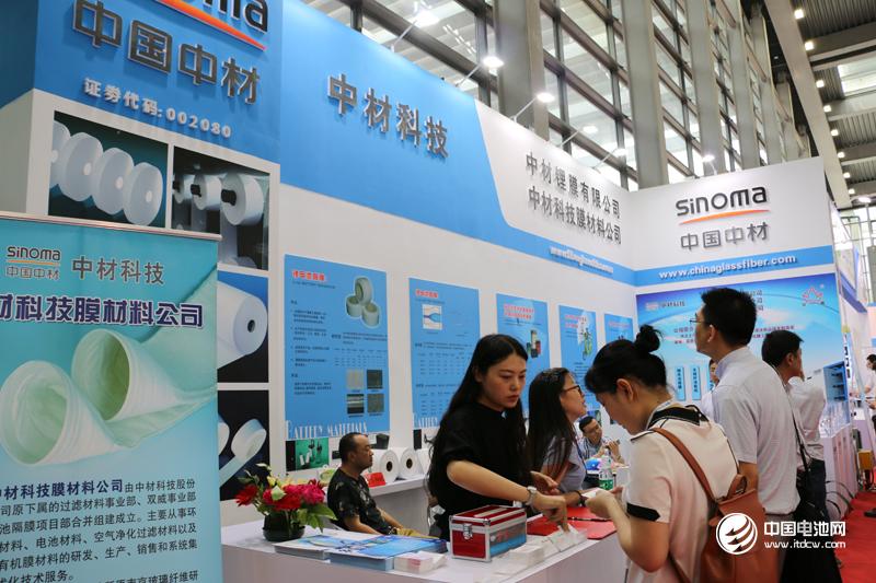 中材科技:预计今年上半年净利润6.15亿元–6.92亿元