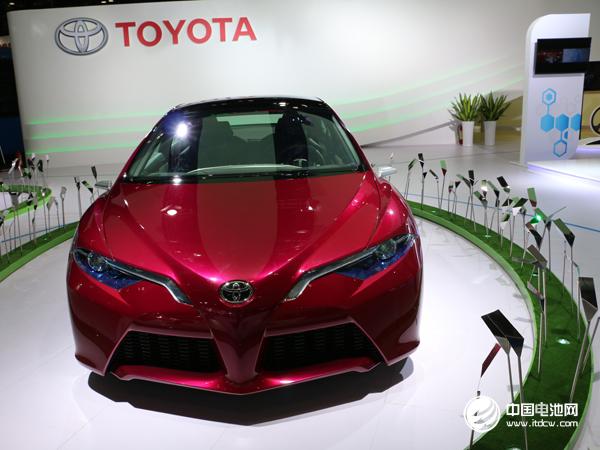 丰田牵手宁德时代 将首次从中国供应商采购电池