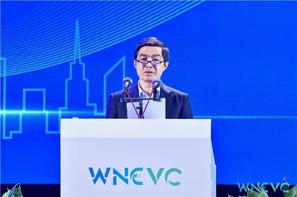 中国科学院院士,清华大学教授欧阳明高