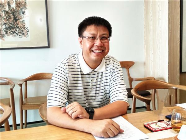 比亚迪国际合作事业部总经理舒酉星