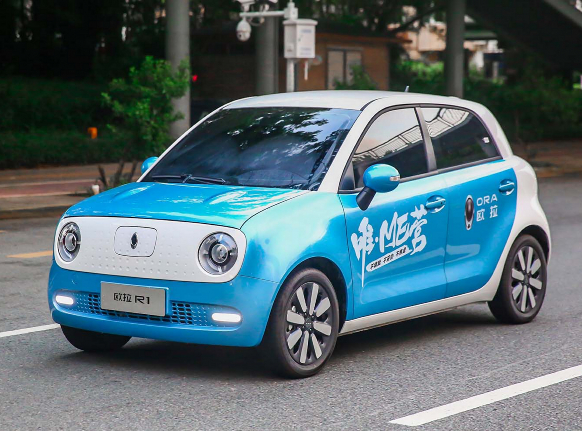 长城汽车持续发力新能源市场 1-7月欧拉品牌销售29084辆