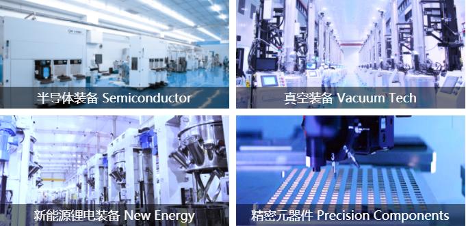 锂电装备制造商北方华创上半年净利1.29亿元 同比增长8.03%