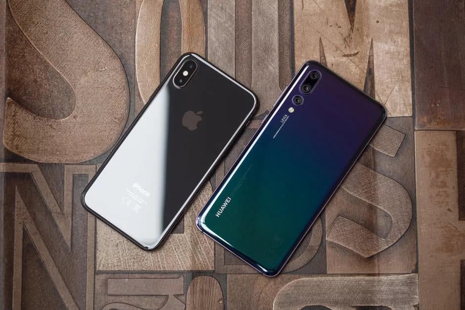 华为手机今年出货量或2.5亿台 2020年将超三星全球第一