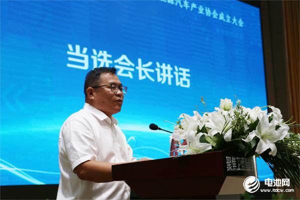 北汽新能源汽车股份有限公司青岛分公司党委书记、总经理王庆洲