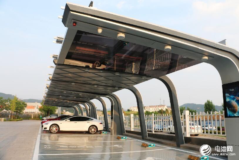 特锐德中报充电生态网营收6.62亿 充电设备销售合同额4.39亿