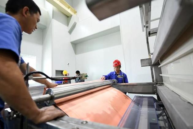 【铜箔周报】6μm锂电铜箔产品产量提升!德福新材料电解铜箔项目试运营