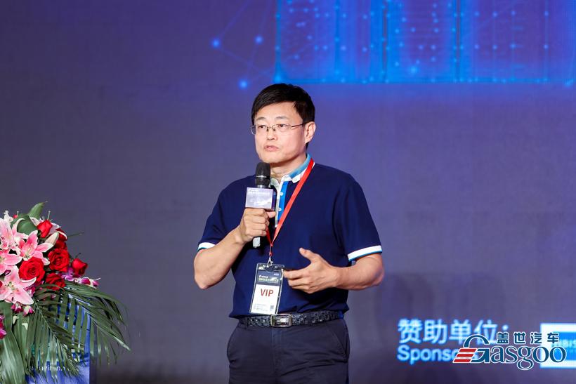 中国汽车动力电池产业创新联盟副秘书长王子冬