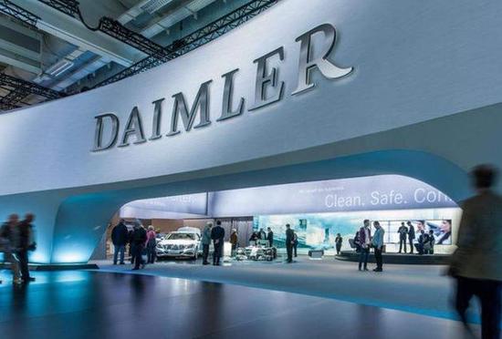 电动汽车成戴姆勒公司新欢 内燃机发展之路何在?