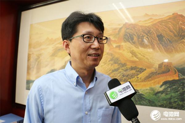 青岛联合新能源汽车有限公司董事长、创始人刘同鑫