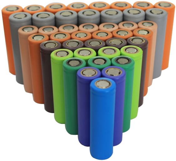 动力电池 图片来源:企业供图