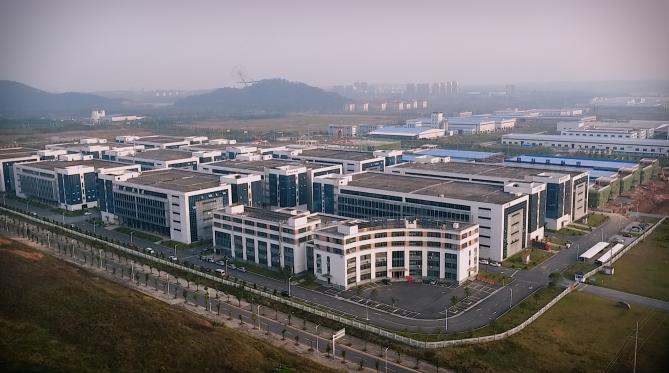 安徽兴锂新能源有限公司 图片来源:企业供图