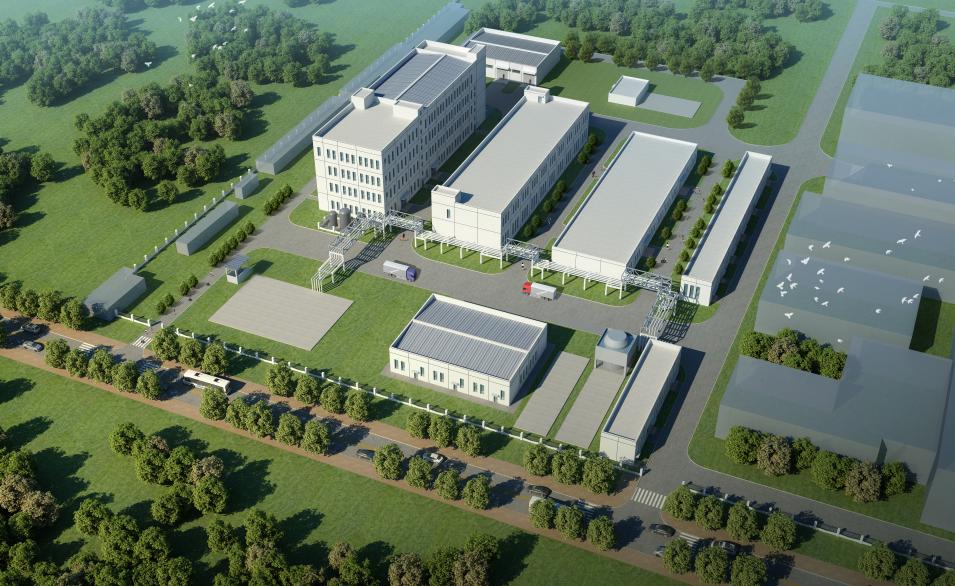 新成锂电材料有限公司 图片来源:企业供图