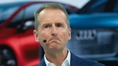 """德国计划推动氢燃料电池车 大众CEO称""""没未来"""""""