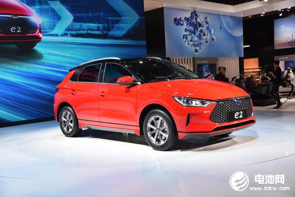 比亚迪1-9月新能源车销售19.26万辆 动力电池及储能电池装机总量约10.55GWh