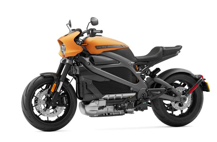 LiveWire™ 摩托车