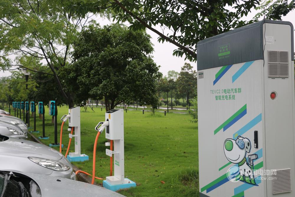 2019年中国充电桩运营服务商年度竞争力品牌榜单