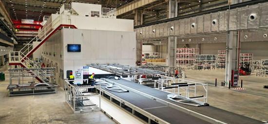 特斯拉上海工厂启动试生产 首批车被曝将销售给工厂员工