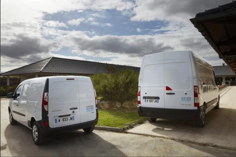 加入丰田、戴姆勒等阵营 雷诺推出氢燃料电池物流货车