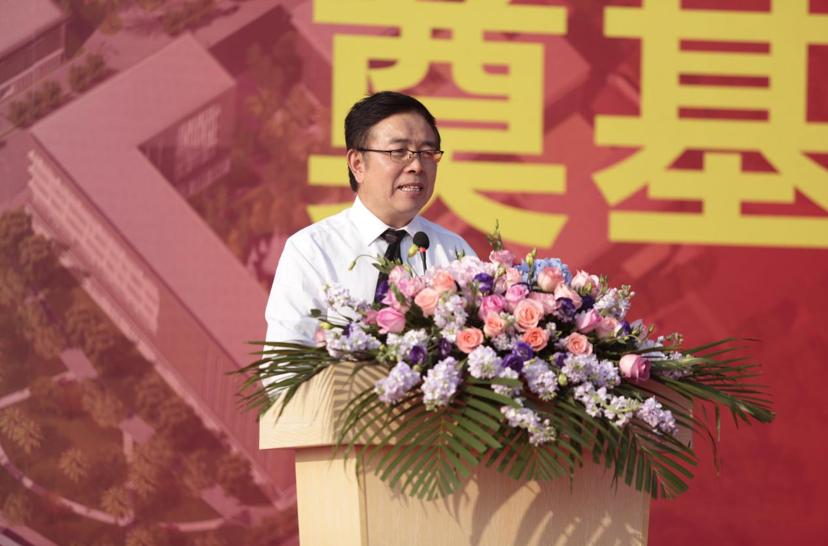 联赢激光董事长兼总经理韩金龙