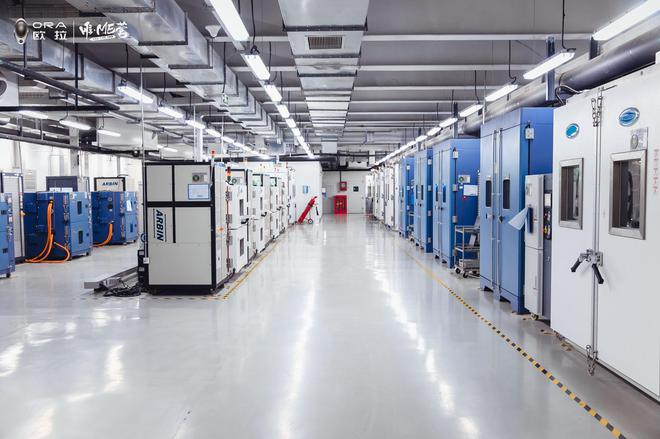 走进蜂巢能源技术中心 探秘长城欧拉动力电池核心技术