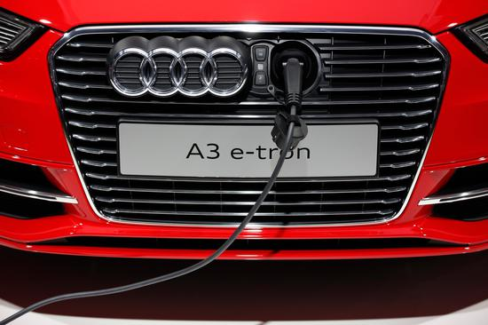 上汽大众上海新能源汽车工厂启动试生产 产能将达30万辆