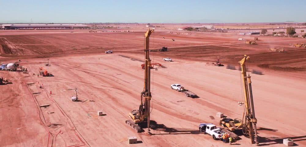 获得沙特10亿美元投资后 华人电动车新势力Lucid终于开建工厂