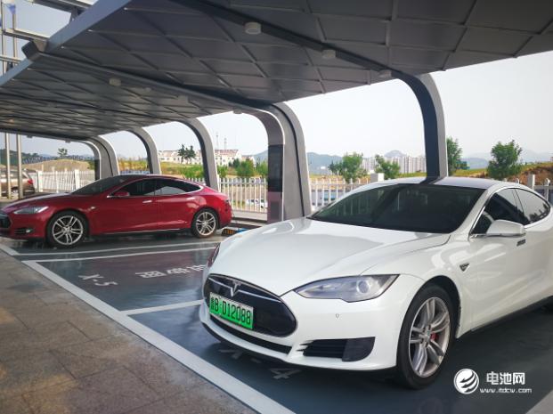 中国电动车企夹攻特斯拉 新能源汽车市场竞争激烈