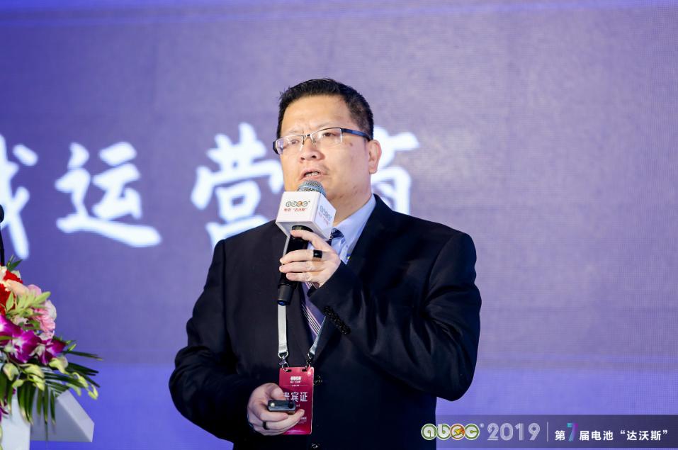 浙江华友循环科技有限公司副总经理高威乔
