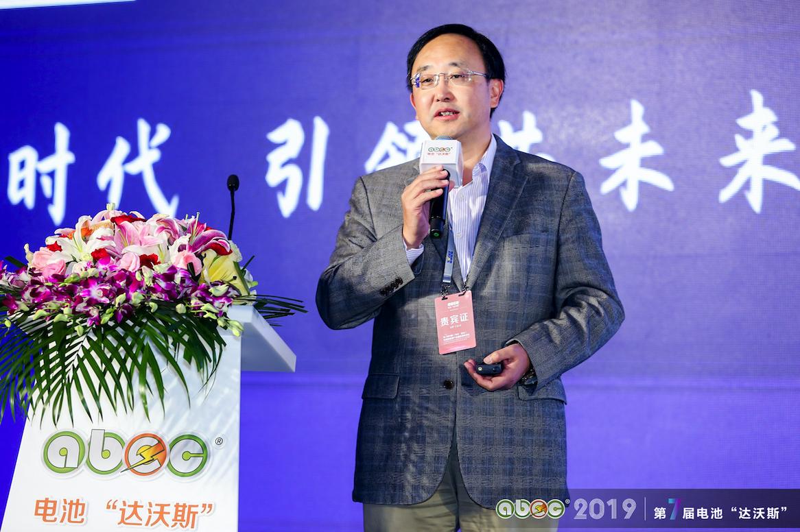 欣旺达电子股份有限公司集团副总裁梁锐