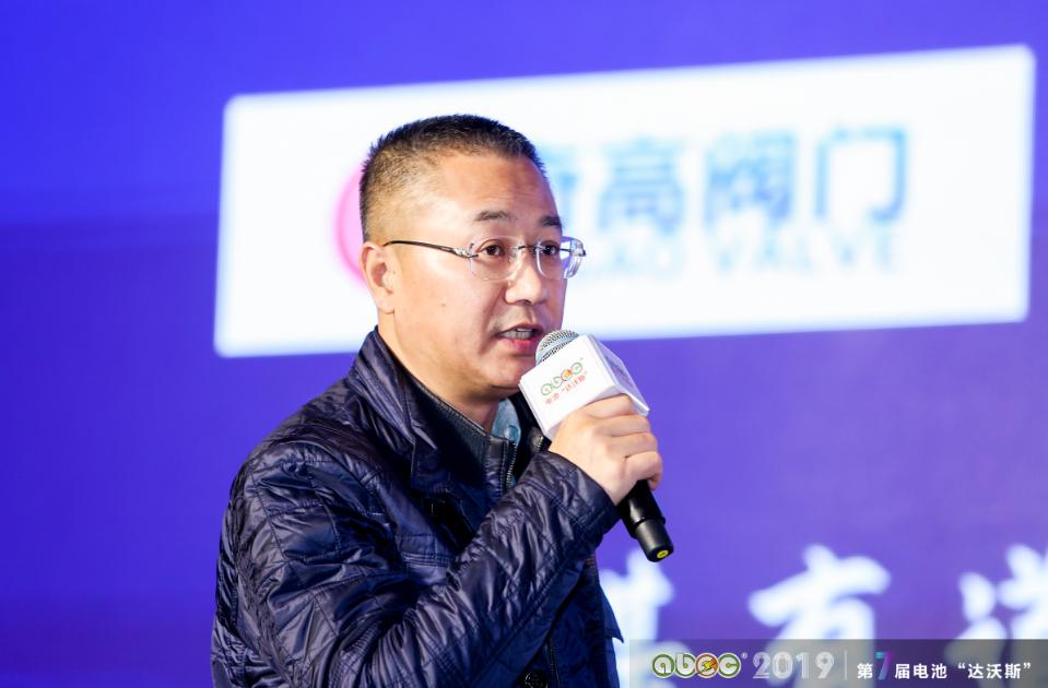 深圳市时代高科技设备股份有限公司总经理田晓波