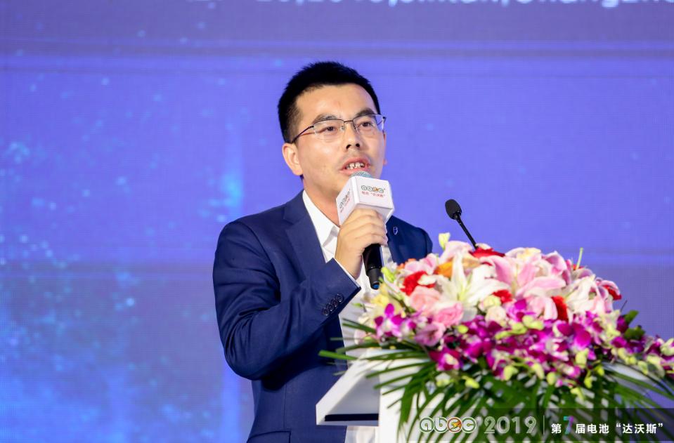 伊维经济研究院研究部总经理、中关村新型电池技术创新联盟理事吴辉
