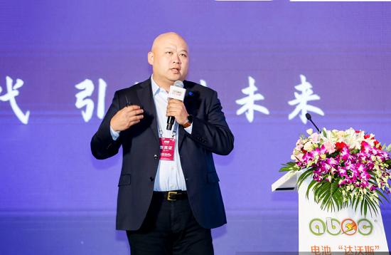 国家雷火苹果app汽车技术创新中心总经理原诚寅