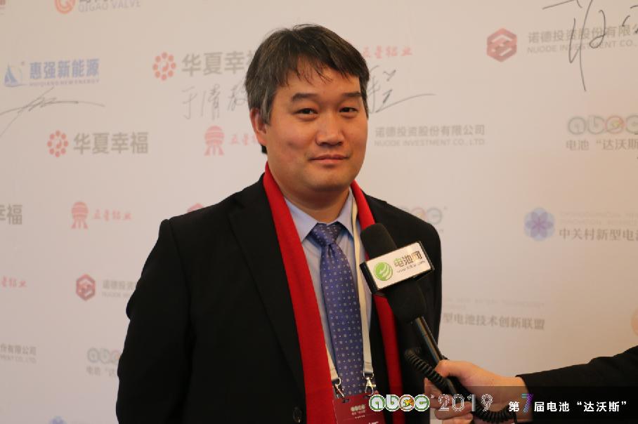 博睿斯重工股份有限公司创始人黄腾