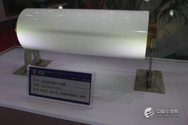 【隔膜周报】湖南中锂隔膜产能年底将达7.2亿㎡ 高端隔膜及其原材料国产化提升是降本关键