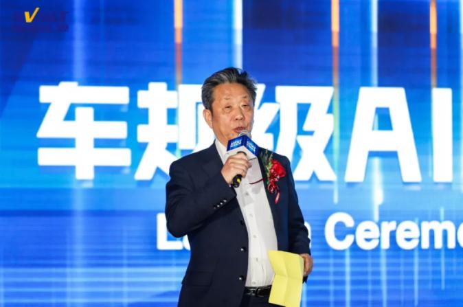 世界汽车联合会主席、中国汽车动力电池产业创新联盟理事长董扬