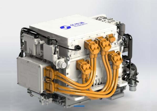亿华通燃料电池动力系统业务发力 两月内获近5亿元订单